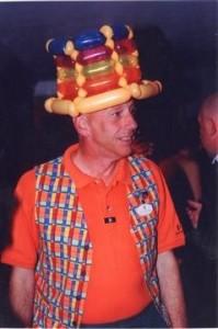 Lord Geoffrey - Balloon Modeller