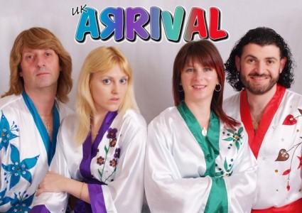 Arrival UK - Abba Tribute Band