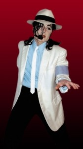 Mikki Jay - Michael Jackson Tribute Act