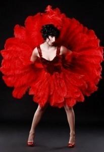 Sugar Blue Burlesque - Dance Act
