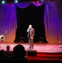 Keith Fields - Clean Stand Up Comedian