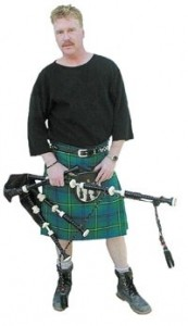 Johnny Bagpipes - Clean Stand Up Comedian