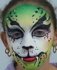 Cherry Faces - Face Painter