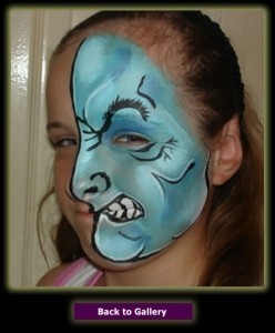 Facepainting by Sam - Face Painter