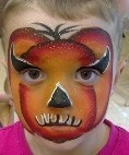 Diamond Face Painting - Face Painter