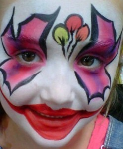 Your Sonsie Face - Face Painter