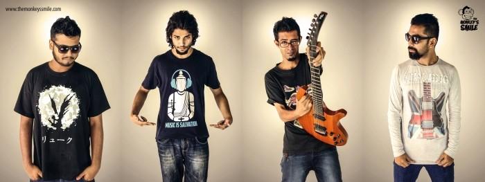 The Monkey's Smile - Rock Band