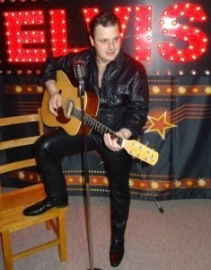 Stuart Horne - Elvis Tribute Act