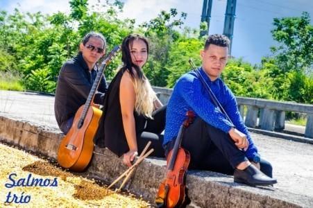 SALMOS TRIO - Trio