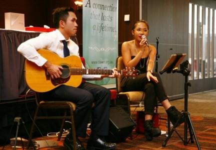 Jasmine & John - The Acoustic Duo - Duo