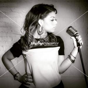 Tasmin B - Female Singer
