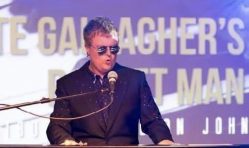 Pete Gallagher's Rocket Man - Male Singer