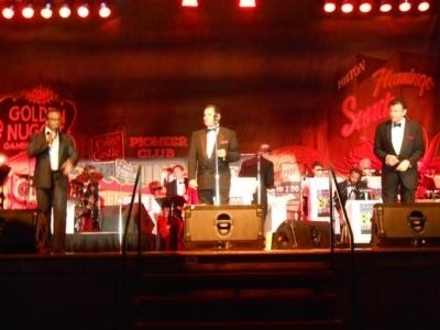 Matone's Rat Pack - Rat Pack Tribute Act