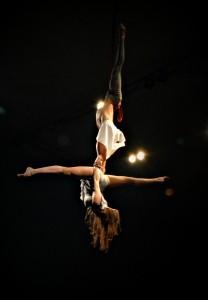 Denys Izhakovskyi - Aerialist / Acrobat