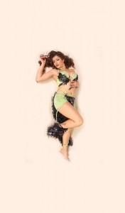 Dana Strebkova - Belly Dancer
