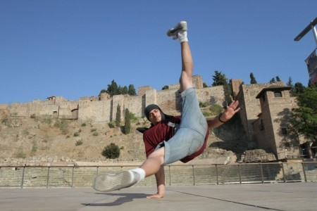 Alvarone - Street / Break Dancer