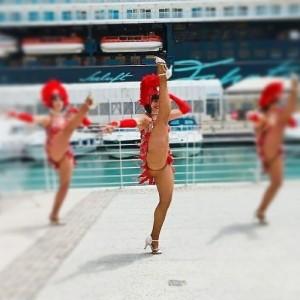 White Heat - Dance Act