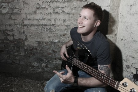 Alex Netting - Bass Guitarist
