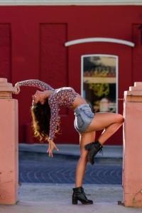 Jimena Villegas - Female Dancer