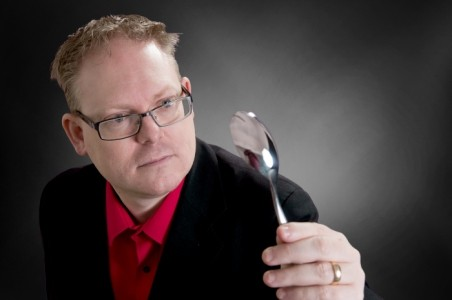 Jay Adkins - Professional Magician - Mind Reader -  Wedding Magician image