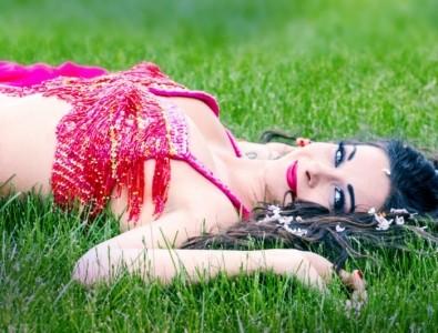 Jessenia Jade - Belly Dancer