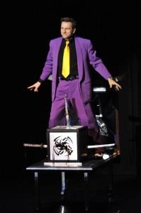 Shawn Farquhar - Other Magic & Illusion Act