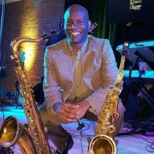 Audley Reid - Saxophonist