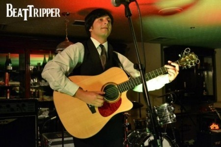 Gianluca Barci aka Luke Crumb - Guitar Singer