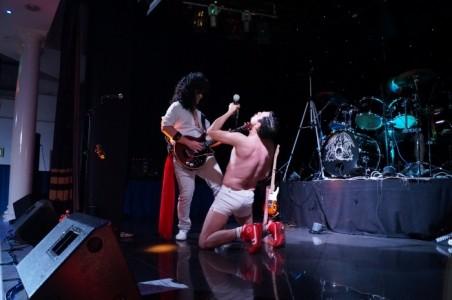 Bruce Game is Freddie Mercury image