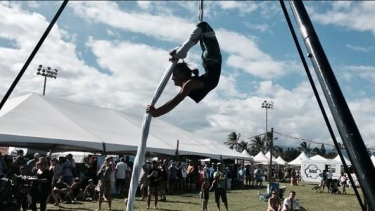 Sara Shults - Aerialist / Acrobat