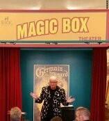 John Russell - Comedy Cabaret Magician