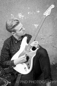 Adam James Evans - Multi-Instrumentalist