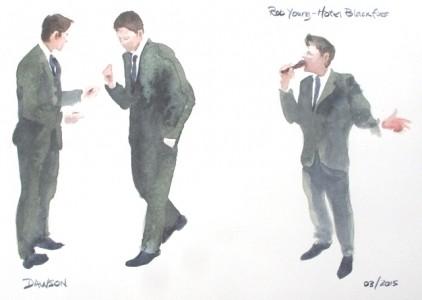 Robert Young: Simply Sinatra - Frank Sinatra Tribute Act