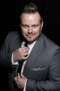 Gaz Jenkins - Male Singer
