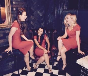 The London Belles - Female Singer