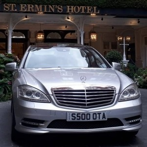 Sahota Chauffeurs - Executive Cars - Limousine