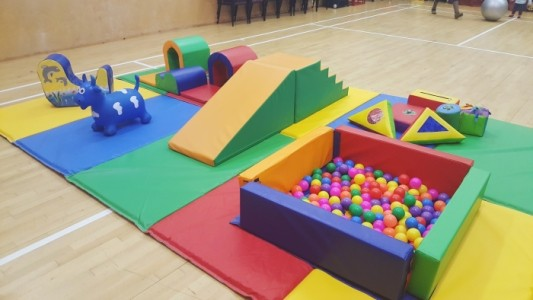 Rosie Cheeks - Inflatables & Soft Play