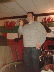 Jamie Evz - Male Singer