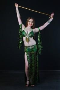Azza Amar - Belly Dancer