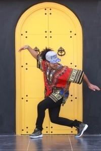 OUSSAMA  - Male Dancer