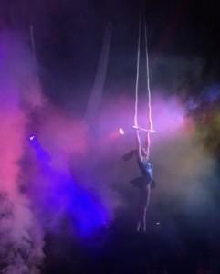 Amy May - Aerialist / Acrobat