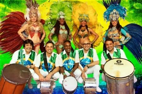 Tropicalia Brazilian Show - Dance Act