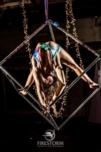Firestorm Talent and Entertainment  - Aerialist / Acrobat