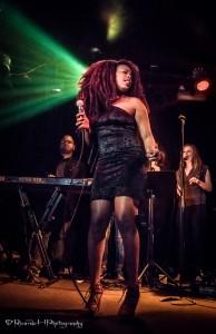 KC Carnage - Female Singer