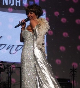Rachael Roberts/This Is Me Shirley Bassey  - Shirley Bassey Tribute Act