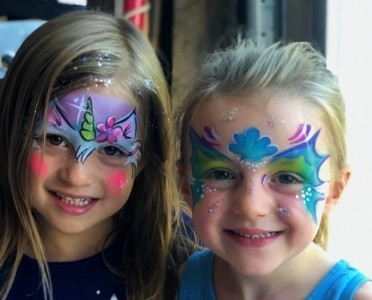 DazzleDay Face Painters and Balloon Twisters - Face Painter