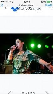 Kelly griggs  - Female Singer