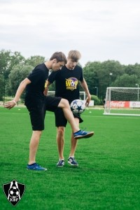 Lifestyle- FootballFreestyle Duo - Football Freestyle Act