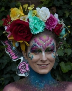 The Pixie Tribe - Face Painter