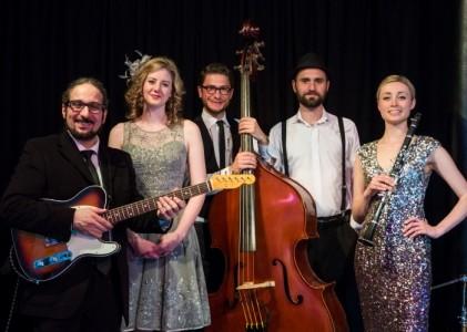 Hetty and the Jazzato Band - Multi-Instrumentalist